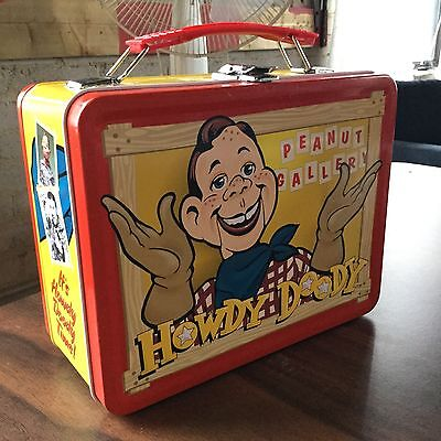 Howdy Doody Lunchbox Bosley Repro