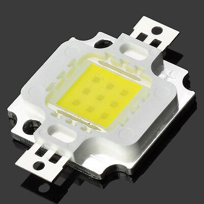 DIY 10W 12V White 2X High Bright LED Module High Power 6000-6500K 900-1000LM SE