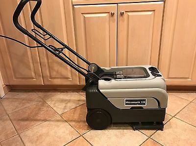 Commercial Advance Micromatic 13E Walk Behind Automatic Floor Scrubber