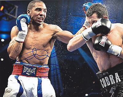 Andre Ward  Signed Autographed Boxing 8X10 Photo  Proof