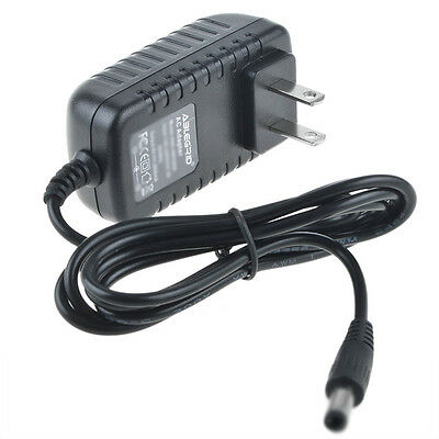 AC Adapter for Vital Fitness MB350 RB260 Exercise Bike Power Supply Cord Charger