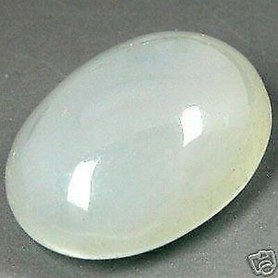 Chalcedony Blue Lavender . 15.85 Cts . Africa