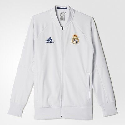 NEW Official Real Madrid 2016/17 Anthem Jacket