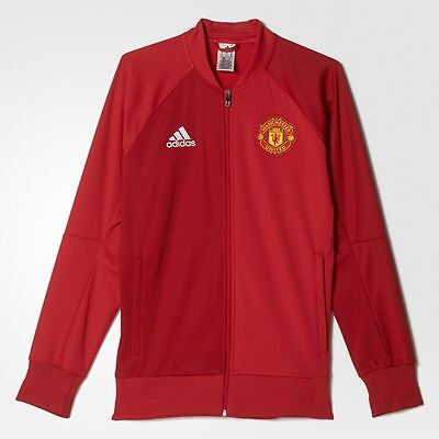 NEW Official Manchester United 2016/17 Anthem Jacket
