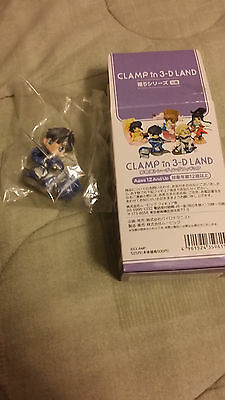 clamp in 3d land volume 5 Takeshi Shukaido