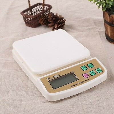 10Kg X 1g Digital Precision Postal Kitchen Counting Weighing Electronic Scales