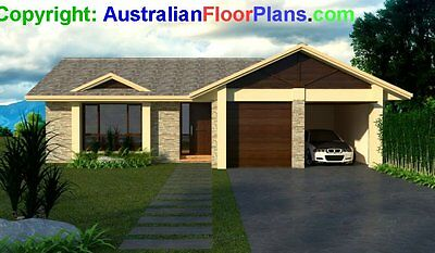 NARROW LOT  | 4 BED | House Plan | CONSTRUCTION HOUSE PLANS | Working Drawings