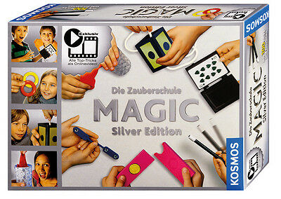 KOSMOS Zauberschule Magic - Silver Edition