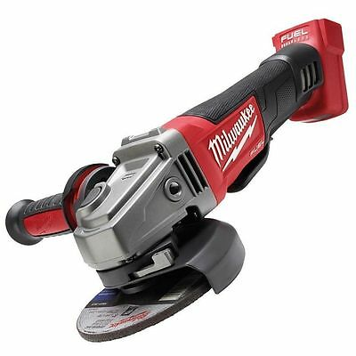 "Milwaukee M18CAG125XPD-0 18V Li-Ion Cordless Fuel 125mm (5"") Angle Grinder"