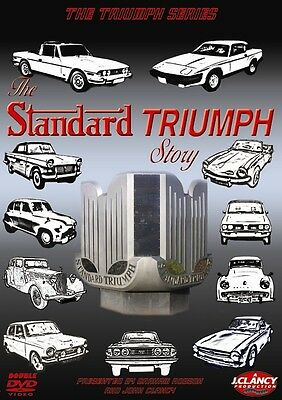 The Standard Triumph Story Double Dvd