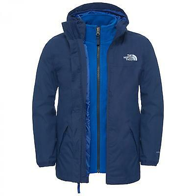 The North Face Niños Chaqueta impermeable Elden Triclimate 2U7O