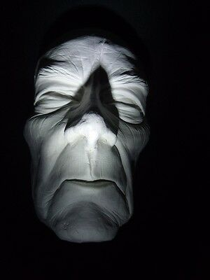 FATHER OF THE BRIDE OF FRANKENSTEIN ( Ernest Thesinger ) DEATH MASK