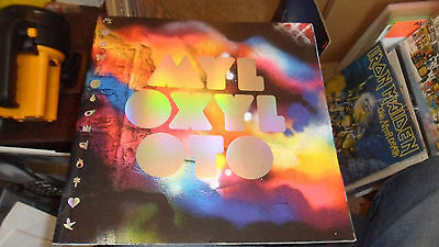 Coldplay.mylo Xyloto Tour Programme With Sticker Sheet