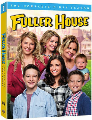 FULLER HOUSE: THE COMPLETE FIRST SEASON - DVD - Region 1