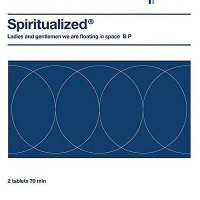 SPIRITUALIZED : LADIES & GENTLEMEN (Coloured Double 180g LP Vinyl) sealed