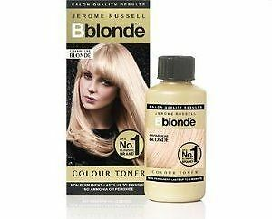 Jerome Russell Bblonde Colour Toner Champagne Blonde 75ml