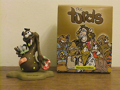 The Turds Figurine - Sick Sh*t