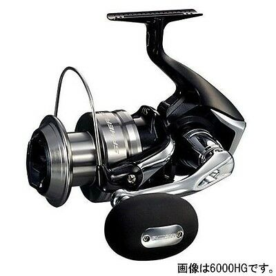 New Shimano SPHEROS SW 6000PG Spinning Reel Japan With Tracking