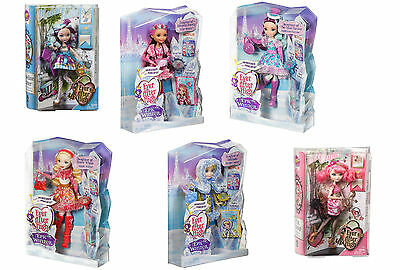 Ever After High - Ewiger Winter - Puppen