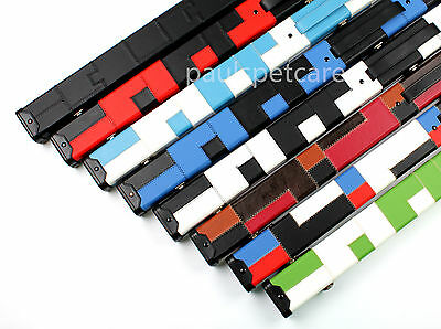 3/4 Patch Design Snooker Pool Cue Hard Cases - Choice Of Colours - UK Stock