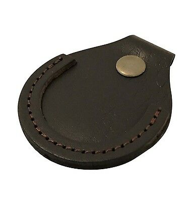 New Hand Made Leather Toe Pad Protector Rest Barrel Game Pigeon Shooting Shotgun