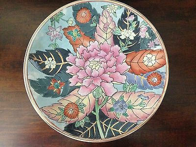 12'' Chinese Ceramic / Porcelain Plate