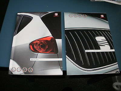 Seat Altea    Car Brochure  Pack  From  November 2010  Free Uk Post And Packing