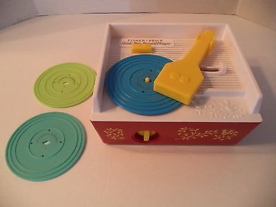 Fisher Price Music Box Record Player- Beautiful Condition very clean
