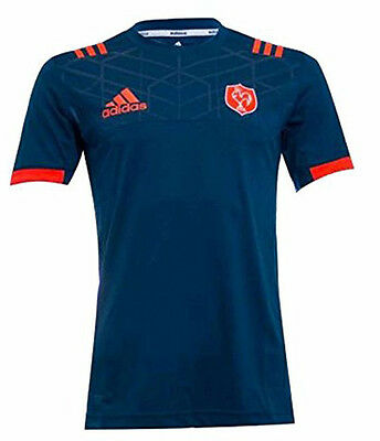 France Rugby Performance T-Shirt 2016/17