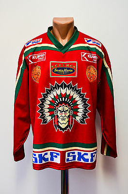 Frolunda Indians Sweden 2000's Ice Hockey Shirt Jersey Maglia