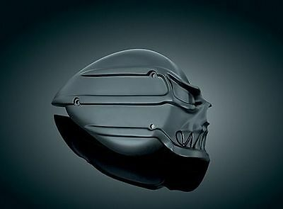 Kuryakyn Skull Black Air Cleaner Cover
