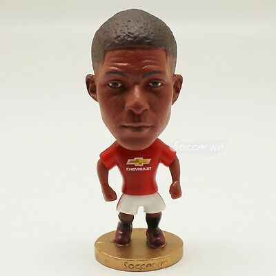 Soccer Football Marcus Rashford Manchester United Action Figure
