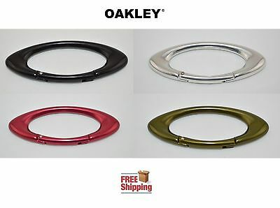 Oakley® Brand Genuine Small Ellipse Carabiner Keychain Clip New Free Shipping