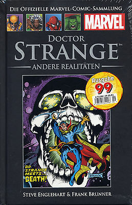 Offizielle Marvel Comic Sammlung 99 (C 26): Doctor Strange   Hachette Collection