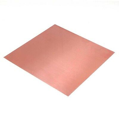 "Copper Sheet.  .45mm (1 off   6"" x 12"" )"
