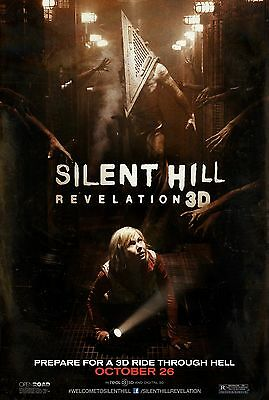"Silent Hill: Revelation 3D Movie Poster 18"" x 28"" ID:3"