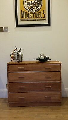 Vintage, antique, wooden, chest of drawers, retro, mid century