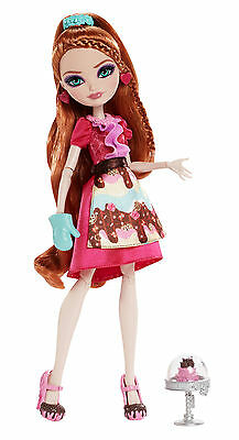 Ever After High HOLLY O'HAIR PUPPE Sugar Coated Doll Mattel