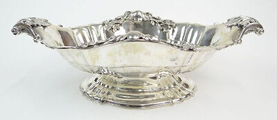 Mid 20th Century Italian Bellini 0.800 Continental Silver Centerpiece. Signed