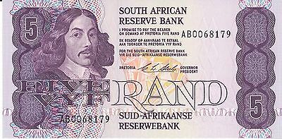 South Africa, ND (1990-94) 5 Rand P119e UNC