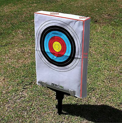 Archery Target Self Healing Foam 100mm Compound Bow & Arrow Recurve and Longbow