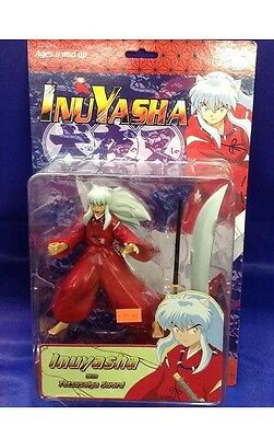 Inuyasha toynami action figure