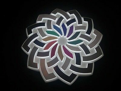 3D outdoor led lighting sign letters channel letters business logos customized