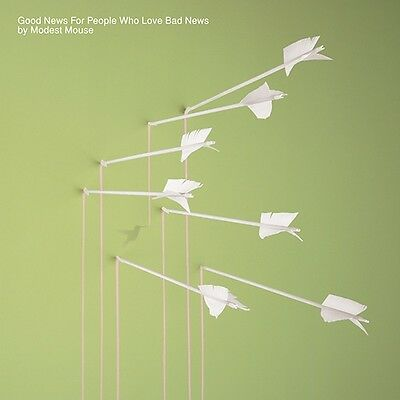 Modest Mouse- Good News For People Who Love Bad News Vinyl Used Nesr Mint