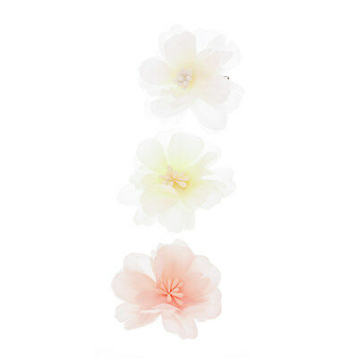 Claire's Girls and Womens Kids Delicate Flower Hair Clips