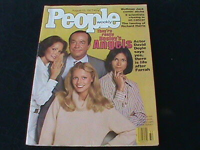 Vintage Charlie's Angels People Weekly- August 15th 1977