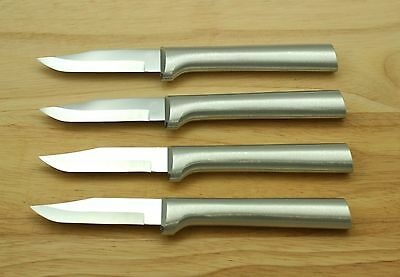 2 SETS S01 RADA HEAVY DUTY SET OF 3 PARING KNIVES GIFT SET  MADE IN USA A1