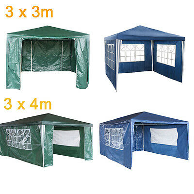 Waterproof Outdoor PE Garden Gazebo Marquee Canopy Awning Party Wedding Tent