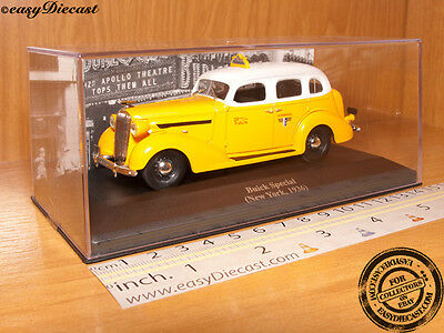 Buick Special Taxi 1:43 New York (Usa) 1936 Mint!!!