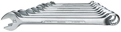 Gedore 6013140 Combination spanner set 11 pcs 7-19 mm